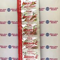 Arkavit-C Isi 10tablet - Multivitamin