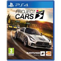 PROMO !! PS4 PROJECT CARS / CAR 3 CD GAMES BD Playstation 4 English