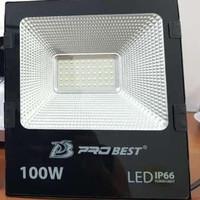 Lampu Sorot LED 100watt / Lampu Tembak LED 100 Watt Putih Bagus