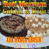 Roti Maryam Frozen Original Coklat Keju Cane Canai Prata Mariam Isi 5