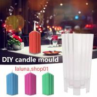 Cetakan Lilin / Candle Mold untuk Dekorasi