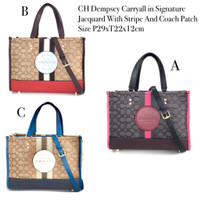 CH Dempsey Carryall in Signature Jacqu