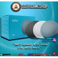 PROMO!! ALL NEW - AMAZON ECHO 4th Gen Generasi 4 Smart speaker ALEXA