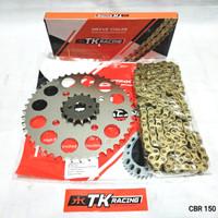 Gear Set TK Racing CB150R / CBR150 / CB150R LED