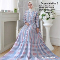 Baju gamis wanita jumbo jubah dress pesta muslimah casual terlaris
