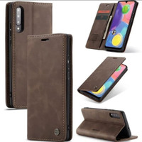 Samsung galaxy A50 / A50S Flip case caseme cover leather wallet dompet