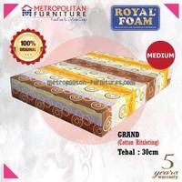 "Kasur Busa Super Royal Grand Tebal 30cm"" Uk.180 x 200 (Promo Harga)"