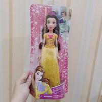 Boneka barbie disney princess Royal shimmer beauty Belle original SALE
