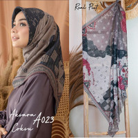 Hijab Motif Denay-53 (Bisa COD)