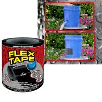 [ FLEX TAPE ] ISOLASI AJAIB ANTI AIR / LAKBAN SUPER KUAT WATERPROOF