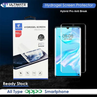 Antigores OPPO Reno5 Pro+5G Ultimate Hybrid Hydrogel Screen Protector