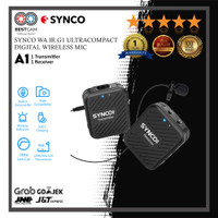 SYNCO WAir G1 Ultracompact Digital Wireless Microphone System