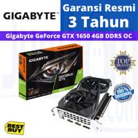 VGA Gigabyte GeForce GTX 1650 4GB DDR5 OC 2 fan