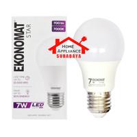 Lampu LED Ekonomat Star 7W 7 Watt Cahaya Putih
