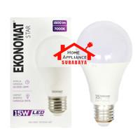 Lampu LED Ekonomat Star 15W 15 Watt Cahaya Putih