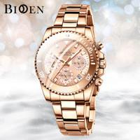 jam tangan wanita BIDEN Atas Bisnis 3 ATM Tahan Air Mode Jam Tangan