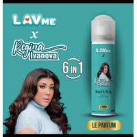 Lavme X Regina 6 In 1 Hand & Body Spray Anti Virus - Le Parfum