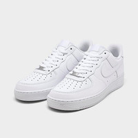 Sepatu Nike Air Force 1 '07 Triple White