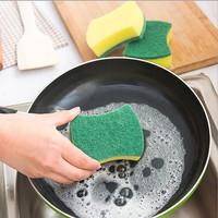 Spons Hijau Cuci Piring - Spon Busa Cuci Piring - Sponge Cuci Piring
