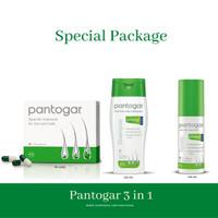 Pantogar Hair and Nail Supplement Paket 3 in 1