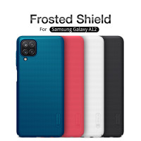 Nillkin Casing Frosted Hard Case Samsung Galaxy A12