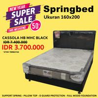 Kasur Springbed PROMO - Kasur PROMO - Spring bed 160x200 - MAGGIO