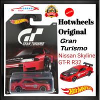 Hotwheels Nissan Skyline GT-R (R32) Series Gran Turismo