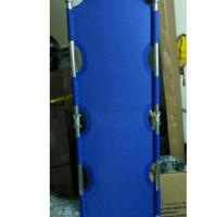 gea ydc 1a1 - tandu lipat plus roda folding stretcher