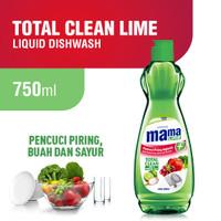 Mama Lime Sabun Cuci Piring Botol 750 ml