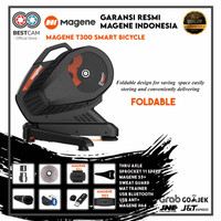 Magene T300 Smart Bicycle Trainer 2600W Power