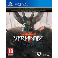 PALING MURAH!! PS4 WARHAMMER VERMINTIDE 2 DELUXE EDITION ENGLISH