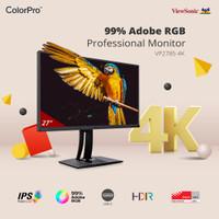 "Monitor LED 27"" ViewSonic VP2785-4K |99% Adobe RGB|4K UHD|IPS|HDR 10"
