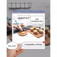Pen Pastry Dekorasi Kue / Pen Penghias Kue