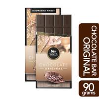 WoCA Coklat Original Premium Chocolate 90 gram