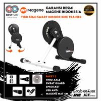 Magene T100 Semi-smart Indoor Bike Trainer Stand for Zwift dan Onelap