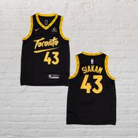 Baju Jersey Basket Swingman NBA Pascal Siakam Toronto City Edition