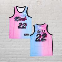 Baju Jersey Basket Swingman NBA Jimmy Buttler Miami Heat City Edition2