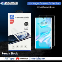 Antigores Huawei Nova 8 Pro Ultimate Hybrid Hydrogel Screen Protector