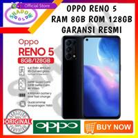 Oppo RENO 5 8/128 OPPO RENO5 RAM 8GB ROM 128GB GARANSI RESMI INDONESIA