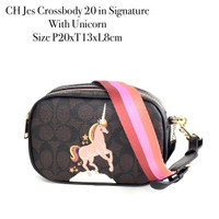 CH Jes Crossbody 20 in Signature With