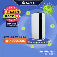 GREE Air Purifier GCC400DENA-Dapat membunuh virus Corona-Teruji secara