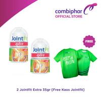 2 PCS Jointfit Extra 35gr + Free Kaos Jointfit