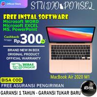 Apple Macbook Air 2020 M1 512GB 13 inch 256GB Grey Silver Gold iBox