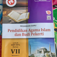 Jual Buku Agama Islam Kelas 7 Di Surabaya Harga Terbaru 2021