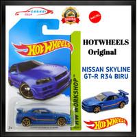 Hotwheels Diecast hot wheels Nissan Skyline GT-R (R34)