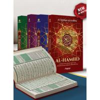 Al-Quran Latin Al-Hamiid (A4)