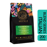 ARUTALA Kopi Italian Blend for Espresso 200 gram