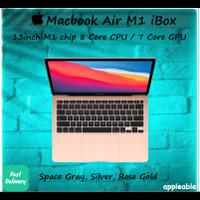 Apple MacBook Air 2020 2021 256GB 13 inch M1 Chip 8 Core CPU iBox