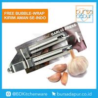 Homeland Garlic Press - HLKT0031 / Penghancur Bawang