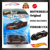 Hotwheels Diecast Ferrari Fxx Series Speed Machine